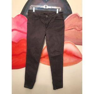 Levi's- Gray Legging Jeans